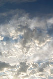 Bright Clouds Stock Photography