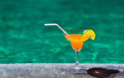 Bright cocktail Stock Photos