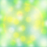 Bright color abstract shape background Stock Images