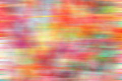 Bright color blur Royalty Free Stock Images