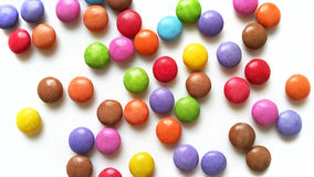 Bright color candy Royalty Free Stock Photo