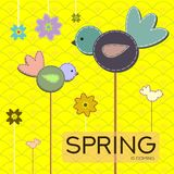Spring is coming2 royalty free stock image