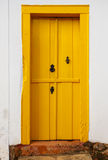 Bright colored Door Stock Images