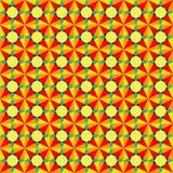 Bright colored geometric seamless pattern Royalty Free Stock Photo