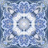 Bright colored handkerchief Royalty Free Stock Images