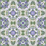 Bright colored handkerchief Stock Photo