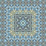 Bright colored handkerchief Stock Image