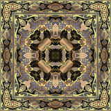 Bright colored handkerchief Royalty Free Stock Photos