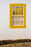Bright colored window Royalty Free Stock Image