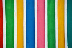 Bright and colored wood Royalty Free Stock Images