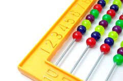 Bright colorful abacus Stock Photography