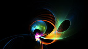 Bright Colorful Abstract Background Royalty Free Stock Image