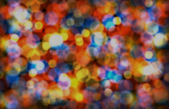 Bright colorful abstract circles background. Royalty Free Stock Photos