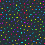 Bright Colorful Abstract Seamless Pattern with Stock Photography