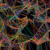 Bright colorful abstract tech background. EPS8. To see similar visit my portfolio Stock Images