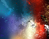 Bright colorful background Royalty Free Stock Images