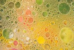Bright colorful bubbles Stock Photo