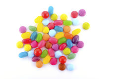 Bright colorful candy Stock Image