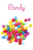 Bright colorful candy Royalty Free Stock Photo