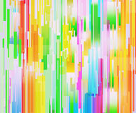 Colorful lines background Stock Photography