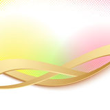 Bright colorful modern background template Royalty Free Stock Image