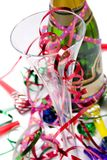 Bright and colorful party scene Stock Photos