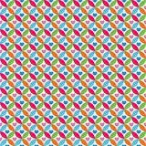 Bright colorful seamless pattern for baby style Royalty Free Stock Image