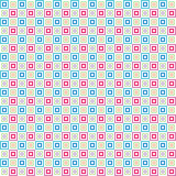 Bright colorful seamless pattern for baby style Royalty Free Stock Images