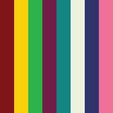 Bright Colorful seamless stripes pattern. Royalty Free Stock Image