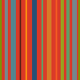 Bright Colorful seamless stripes pattern. Stock Photos