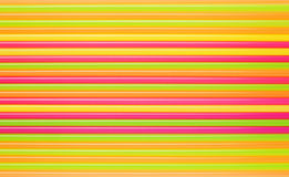 Bright colorful straws background Royalty Free Stock Photo