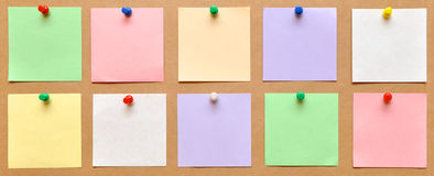 Bright colorl paper Royalty Free Stock Image