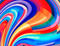 Bright colors background. Vivid pattern Stock Images