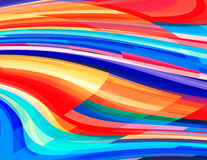 Bright colors background. Vivid vector graphics Royalty Free Stock Photo