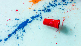Bright colors Royalty Free Stock Photo
