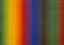 bright colourful rainbow background Royalty Free Stock Photography