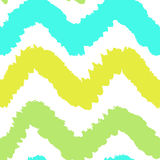 Bright colours chevron background. Royalty Free Stock Photo