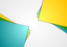 Bright corporate abstract contrast background Stock Photo