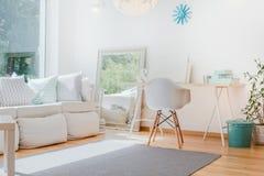 Bright cozy room Royalty Free Stock Photos