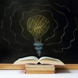 Bright creative idea Stock Photo