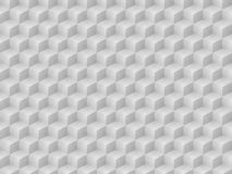 Bright cubic seamless background. Illustration of a bright cubic seamless background Royalty Free Stock Photo