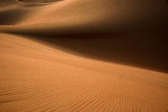 Bright and Dark. This shot  was taken in Liwa desert, Abu Dhabi Stock Photos