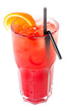 Bright and delicious cocktail Royalty Free Stock Photography