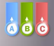 Bright design Stock Photo