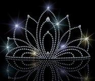 Bright diadem Royalty Free Stock Photography