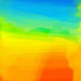 Bright digital painting backround. Stock Image