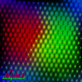 Bright disco background. For design. Vector illustration Royalty Free Stock Photos