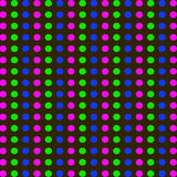 Bright Dots Royalty Free Stock Images
