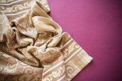 Bright drapery Royalty Free Stock Image