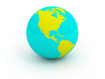 Bright Earth Stock Images
